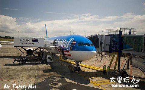 大溪地航空Air Tahiti Nui