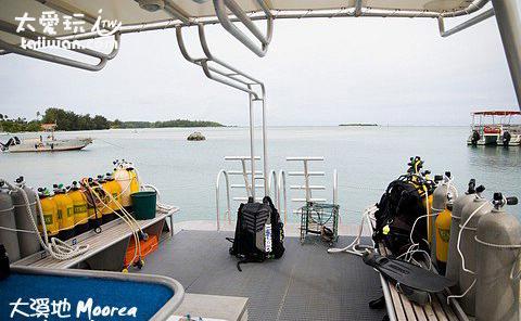 Bathys Diving潛水船