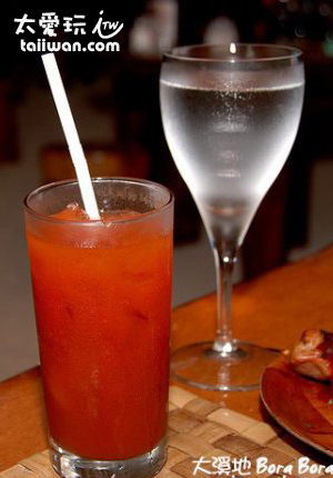 嗆辣夠味的Bloody Mary