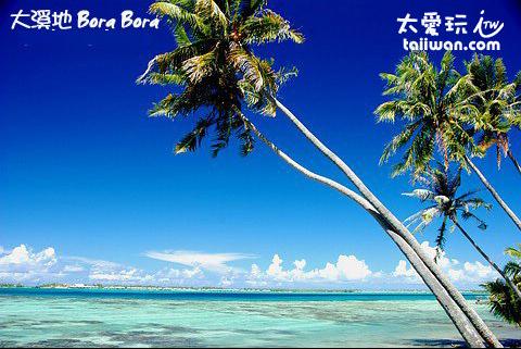 波拉波拉島
