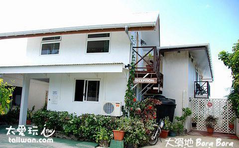 Chez Robert & Tina民宿