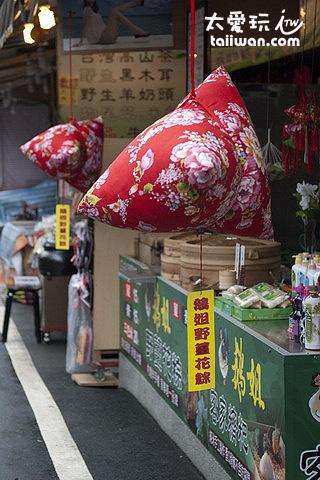 野薑花肉粽