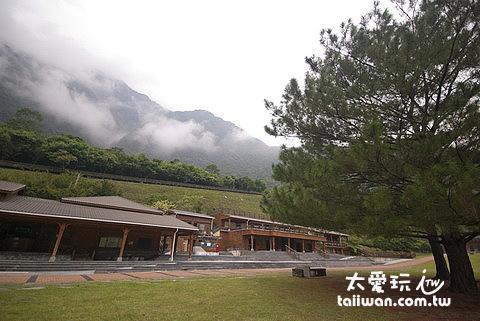 太魯閣國家公園布洛灣管理站