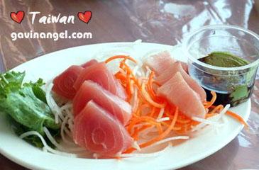 生魚片新鮮