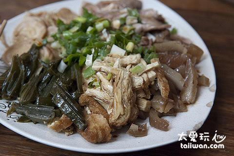 十碗麵魯味
