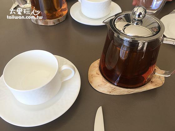 煙燻伯爵茶
