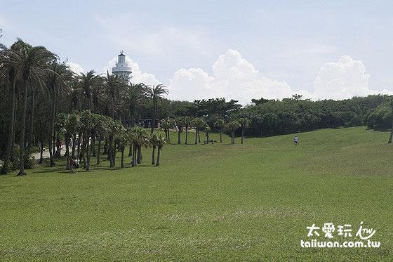 鹅銮鼻公园大草原
