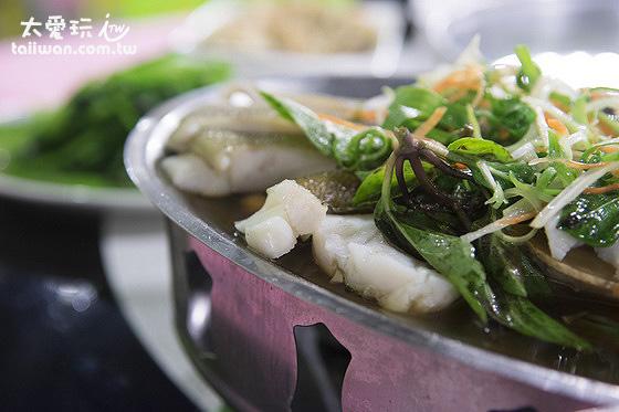清蒸鮮魚好吃