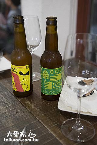 來自丹麥的品牌啤酒