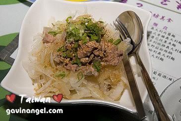 洋蔥鱈魚肝沙拉
