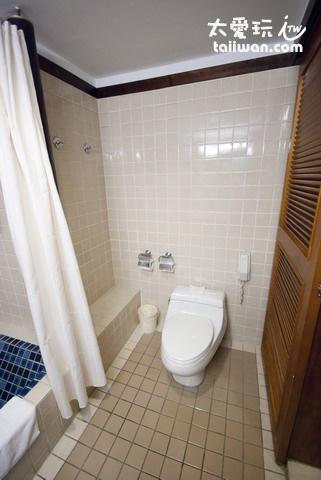 景緻客房浴室