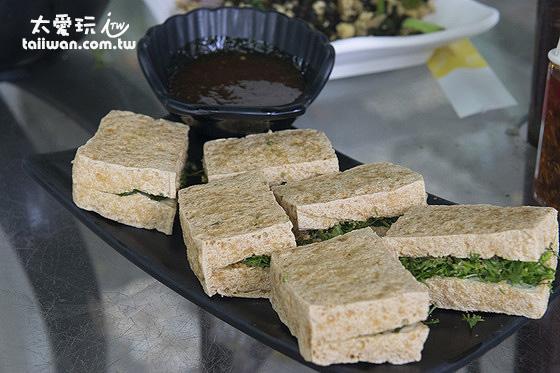 照利庭園海鮮餐廳招牌炸豆腐