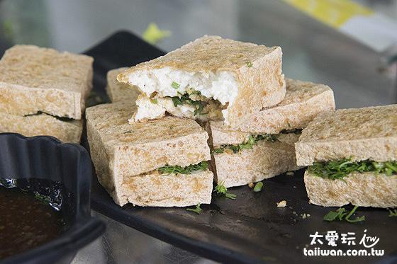 招牌炸豆腐