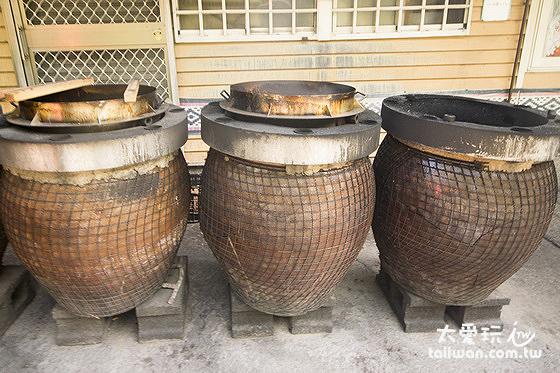 甕缸雞用的大缸