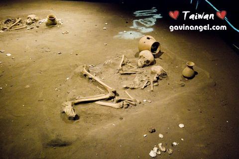十三行博物館考古的狀況
