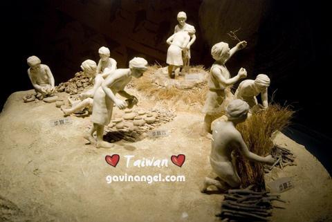 十三行博物館原住民平埔族的生活