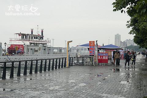淡水渡船碼頭