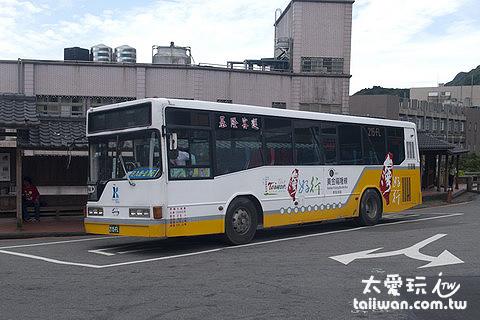 黃金博物園區有公車直達