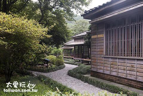九份金瓜石太子賓館日式庭園