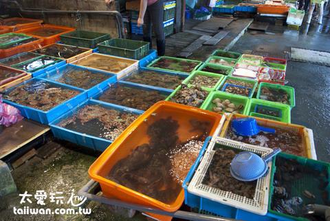 富基漁港是北海岸最著名的吃海鮮必訪漁港
