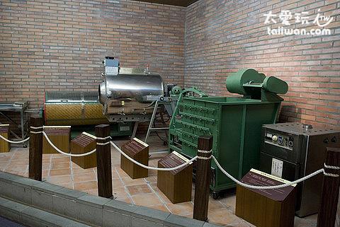 現代製茶機具