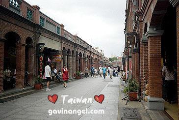 三峽有非常美麗且古味十足的老街