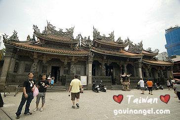 三峽長福巖祖師爺廟