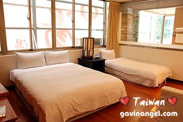 烏來湯布苑溫泉旅館