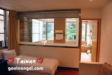溫泉旅館房間