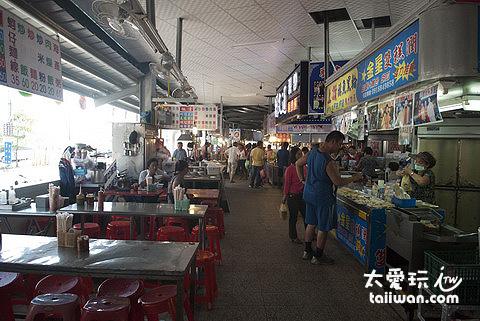 直銷中心(華僑市場)熟食區