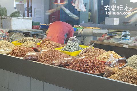 直銷中心(華僑市場)漁特產區