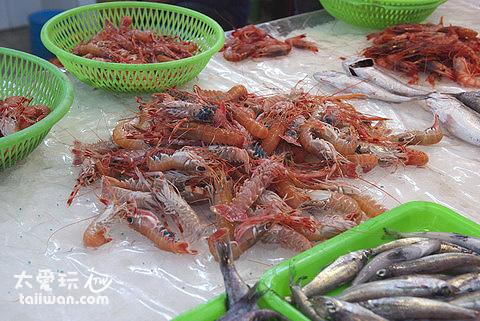 直銷中心(華僑市場)海鮮
