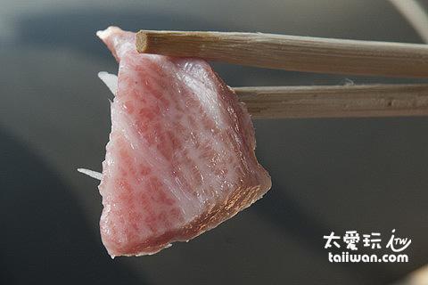 1片150的頂級黑鮪魚腹肉