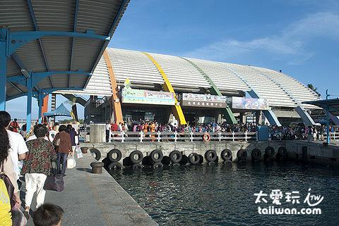 小琉球交通船港口
