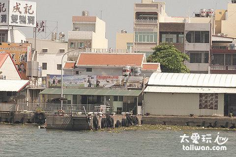 公營小琉球交通船搭船處