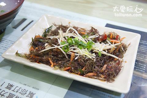 阿對麵店琉球海菜100
