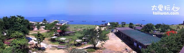 沙瑪基度假區全景