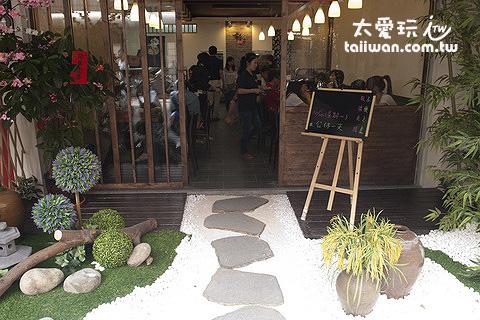 日式餐廳布屋小町