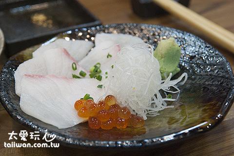 海鱺生魚片