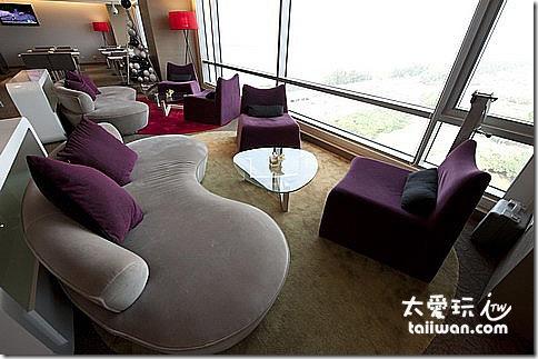 華航諾富特飯店貴賓室