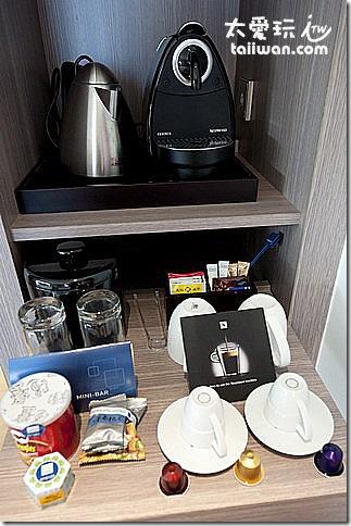 濃縮咖啡機