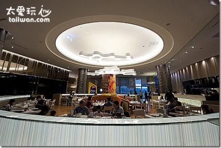 華航諾富特飯店品坊餐廳