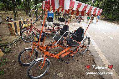家庭單車,中間可以載小孩