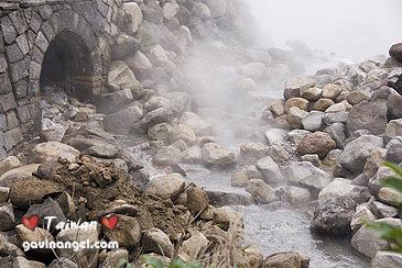 地熱谷是青磺泉的源頭