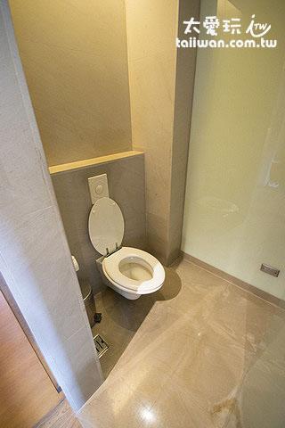 獨立湯屋廁所
