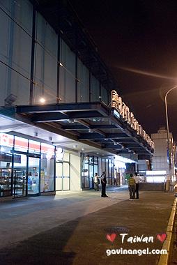台北西站A棟
