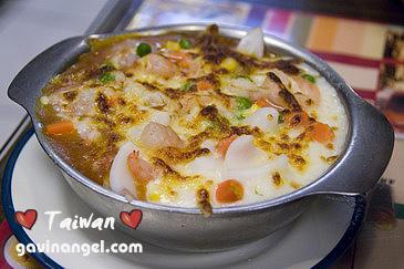 我最愛的鴛鴦海鮮焗飯