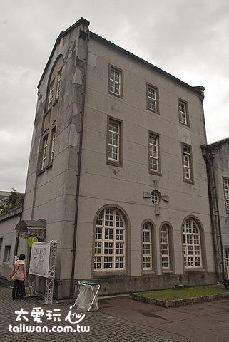 華山1914文創園區的日本「芳釀社」建築