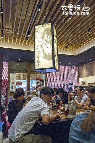 台北博多一風堂拉麵