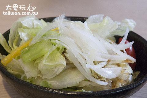 和風生菜沙拉